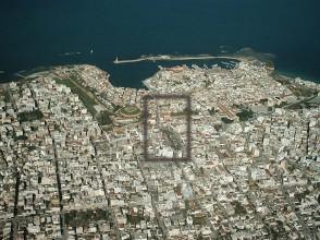 Chania aerial view ecodynamis