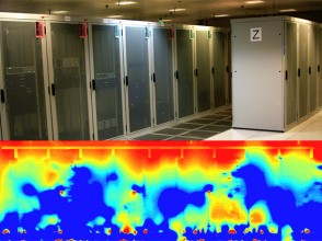 Data center Critical Cooling CFD Ecodynamis