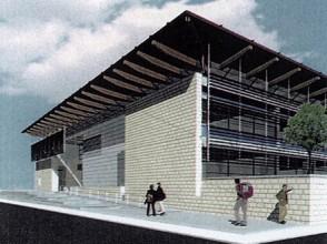 Kalabaka Technical School Passive Solar Design Ecodynamis