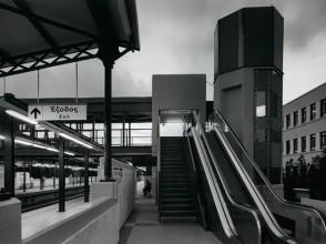 Kallithea Railway Station Athens Ecodynamis
