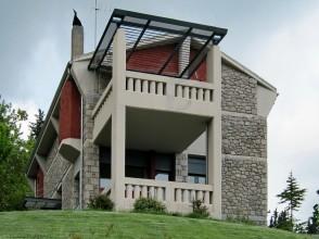 avliani house climatic design Ecodynamis